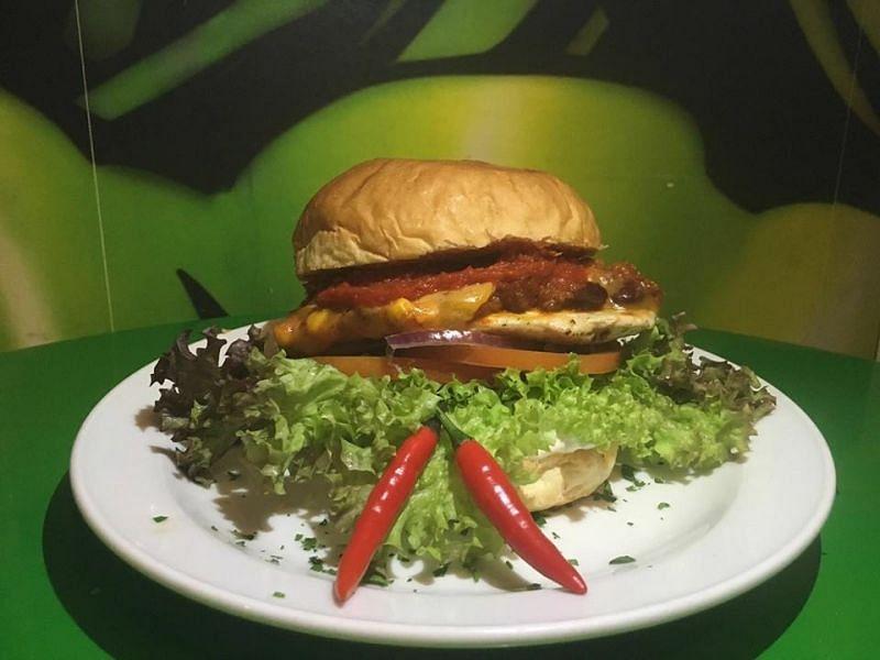 Heroes Premium Burgers
