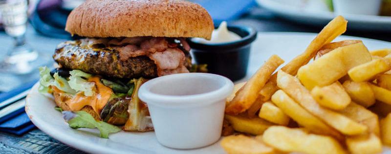 Die Top 4 Burgerlokale in Frankfurt