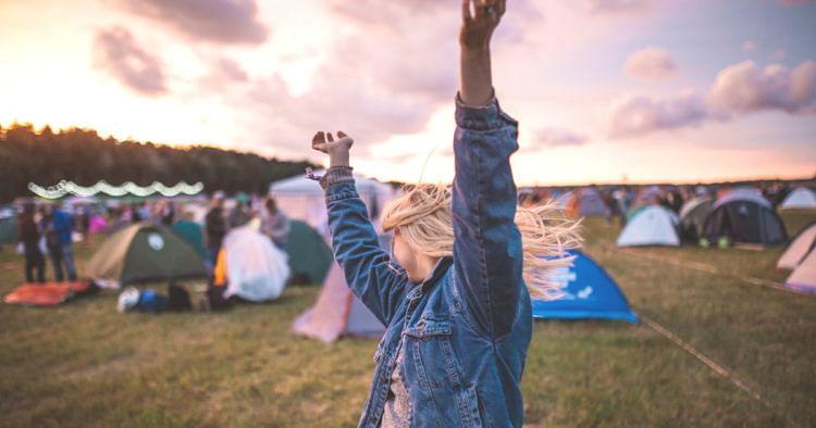 Checkliste für Festivals für Studenten