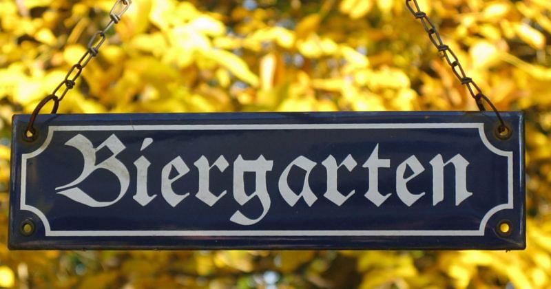 Biergärten in München für Studenten günstiger Bier trinken in München