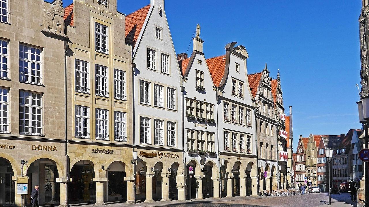 Die besten Städte zum Studieren Münster