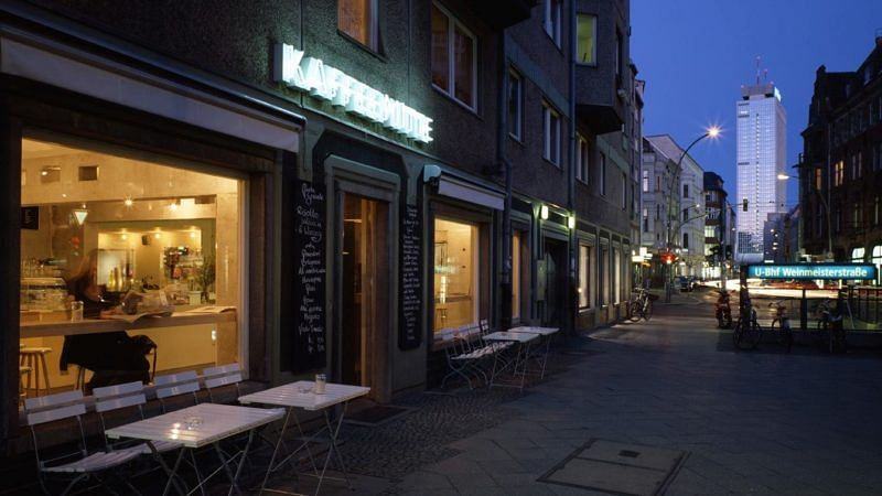Lerncafés Berlin - Kaffeemitte