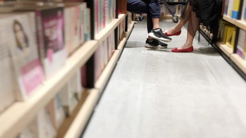 Kostenloses WLAN in der Bibliothek der Uni Hamburg