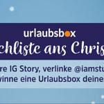 XMAS Gewinnspiel: Gewinne deinen Traumurlaub von urlaubsbox!