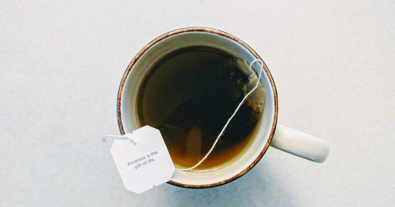 Kaffeealternative Brennnesseltee
