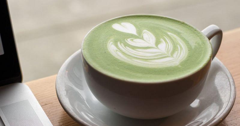Kaffeealternative Matchatee