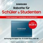 SSD 500GB von Samsung zum Bestpreis!