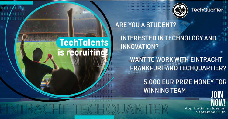 TechTalents Techquartier Frankfurt