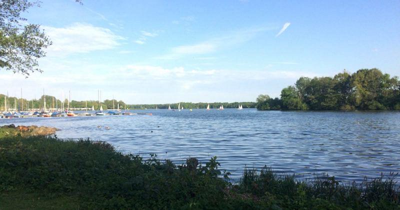 Die schönsten Seen in NRW