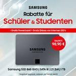 Samsung SSD 1TB besonders günstig!