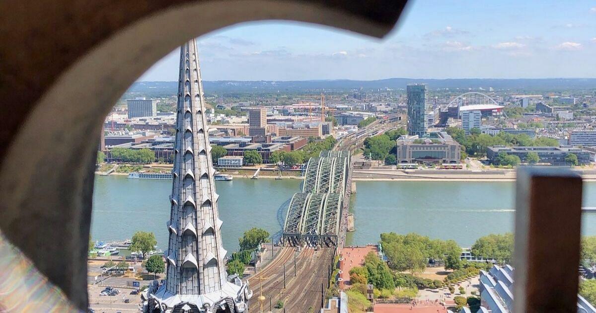 Herbst-Programm für Studis, Köln, Dom, Rhein