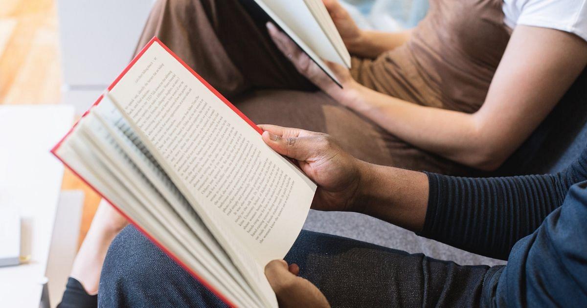 Bücher, Lesen