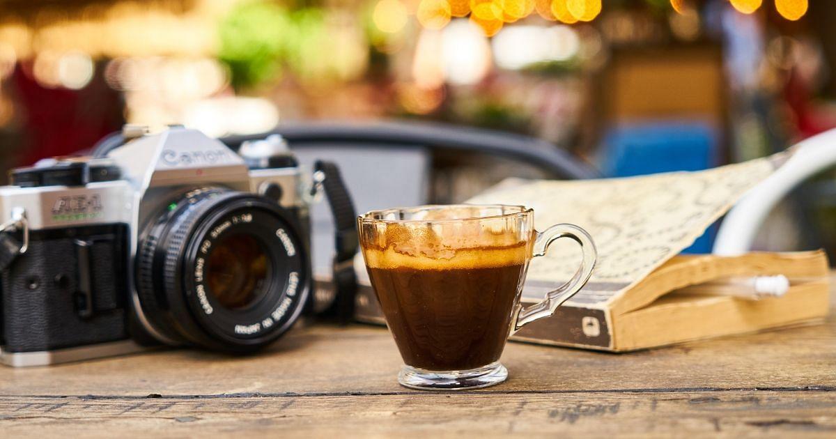 Café, Kaffee