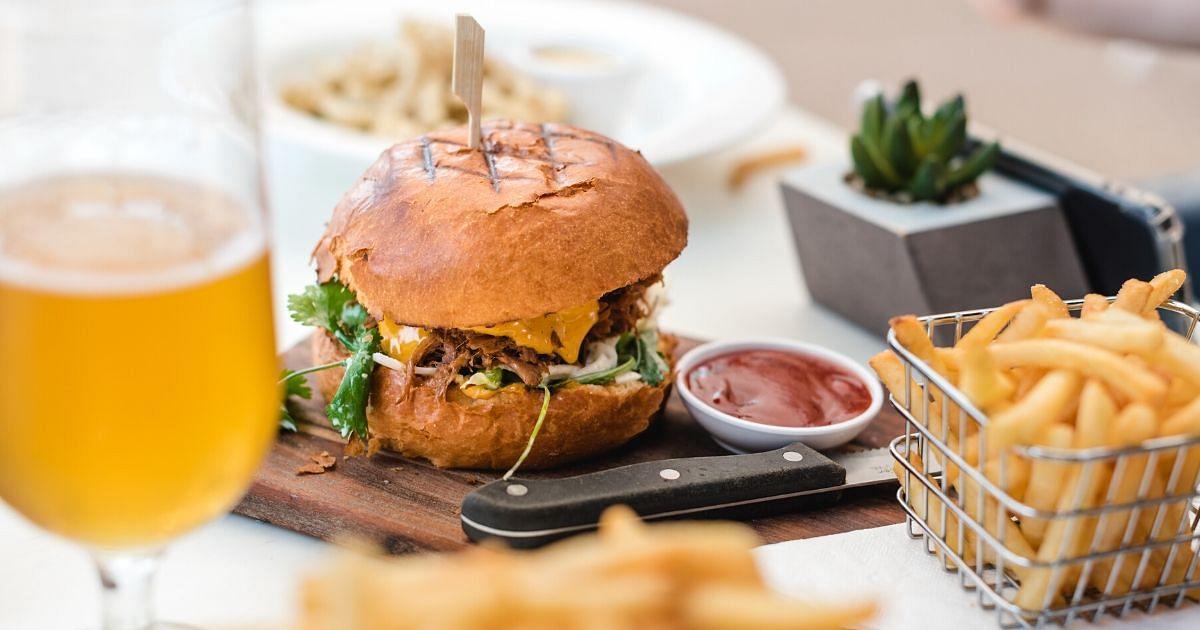 Top 10 Burger in München
