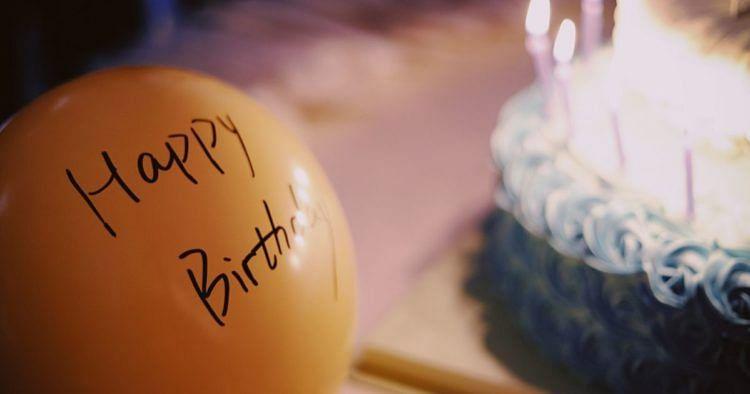 Geburtstag in Köln, Luftballon, Torte