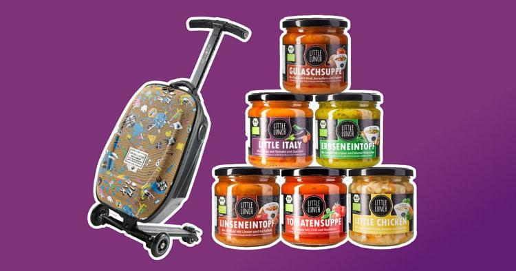 STUDENT WEEK: Little Lunch & micro luggage II steve aoki!