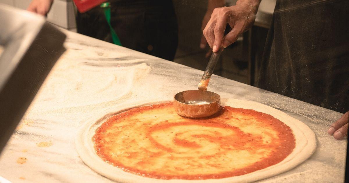 Pizza Berlin, Gazzo, Sauerteigpizza