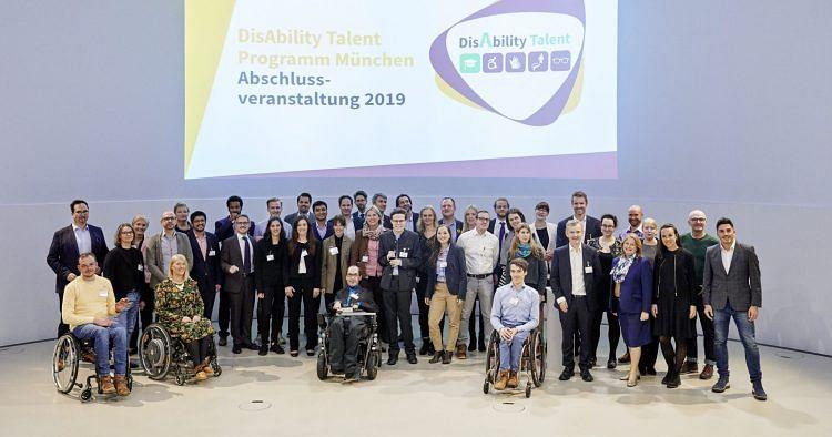 Karriere mit Behinderung